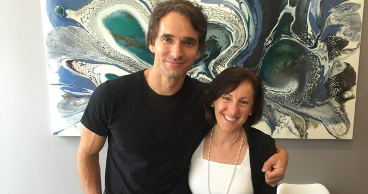 Nutritional Consultation with Todd Sampson in preparation for Body Hack
